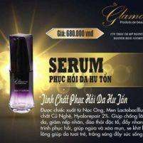 Mỹ phẩm Glamore tinh chất Serum phục hồi da hư tổn